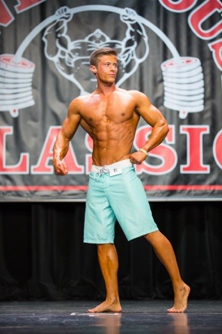 Ben's Competition Results!!